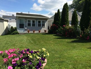 Seaside Cottage on ***  Sound - Branford,Ct for a Week or More