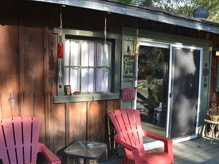 Come Relax At The Olive Tree Cabin
