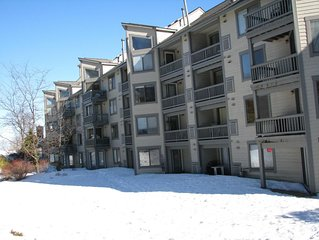 Ski- In, Ski- Out, Ground Floor, Slopside, Family Friendly, Wi-Fi, HD-Cable TV,
