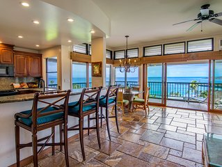 Forever Ocean Views. Best Deal on Maui - Gold Standard Villa