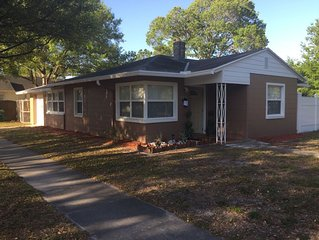 Stay in the Heart of South Tampa on a Spacious (9,100 sq. ft.) Corner Lot!