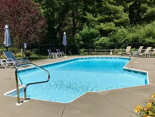 Relax And Enjoy The Best Of Saratoga Springs