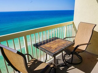 BEACHFRONT!! FREE BEACH SERVICE!! TV SPORTS PKG!! NEW MATTRESS!! NEW 50' TV!!!!