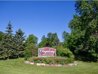 Red Cedar Lake Condo (owner operated)