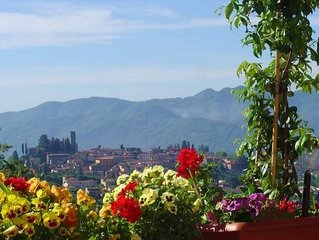 Self Catering Holiday Vacation Villa for rent in Tuscany, Barga, Lucca