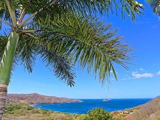 Private Villa (3BR/3BA) w/ Pool & Stunning Ocean Views - Gated Community