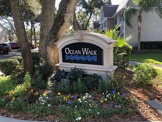 The Oasis - a 3 Bed/2 Bath Condo - Just Remodeled and Newly Available on VRBO !