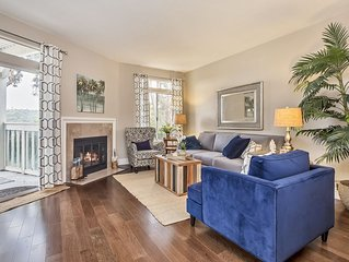 New Listing - Beautiful Condo - 1 mile from the beach!