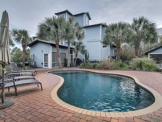 Spacious 30a Home Private Pool  Gulf Views by ALYS/ROSEMARY BEACH + Free Bikes!!