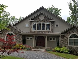 Gorgeous Waterfront Home at Lake Anna (New Listing on Desirable Private Side)
