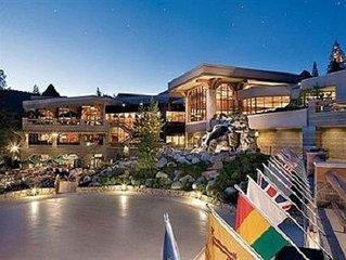 Resort at Squawcreek-4 Star Facilities -Ski in/Out/Pool/Spa