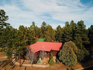 Luxurious, clean & quiet cabin in Torreon