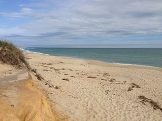 Walk To Beach In Cisco, Nantucket