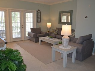 Beautiful Barnes Plantation Condo / Great Monthly Rates for Fall / Winter