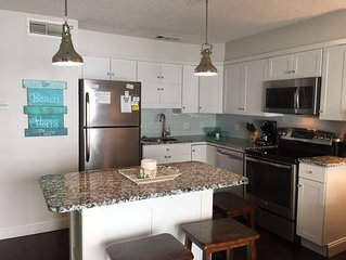 30-A Seagrove Condo Ocean View 1 Bed 1 Bath+Bunks, Fall Specials!