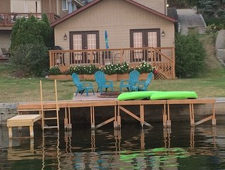 Free Kayaks, Private Waterfront Cottage, Great location close to Ann Arbor
