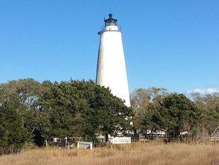 You can be the Keeper of the Ocracoke Lighthouse