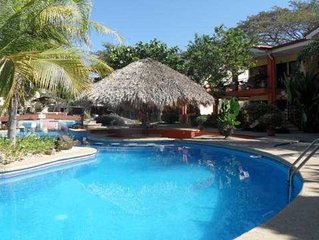 *Cocomarindo**Great location**Beach**Pool**24 hr security****