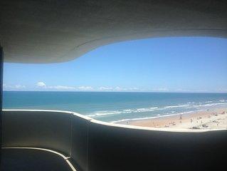 Vacation in Paradise - Modern, Luxurious Oceanfront Condo on Daytona Beach