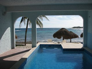Beautiful Condo in Akumal - Great Location for Snorkelers