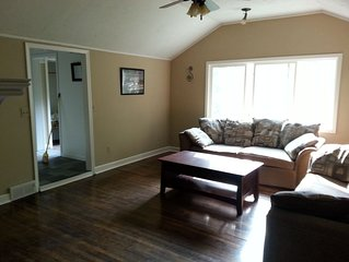 5 Bedroom, 1.5 Bath, Private Setting, Walk To The Beach & Minutes to Grand Haven