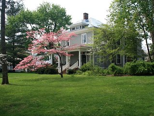 Stately Home in Historic Downtown Lexington, Virginia
