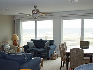 Magnificent Views From This OCEANFRONT 4 Bedroom 3 Bath Cottage