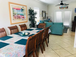 Casa Cay West ~ Beautiful Tropical House - 2 King Beds! Sleeps 8