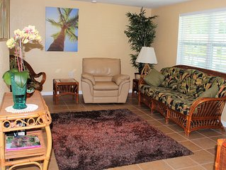 Stunning 2BR Ranch, perfect for snowbirds or small families