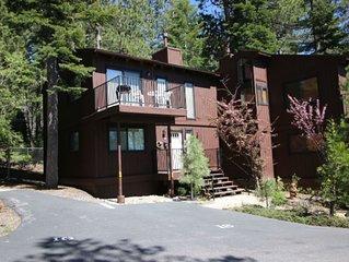 Great spot! North Lake Tahoe-St.Francis Lakeside #16, 4br/3ba, Pool,Tennis&more
