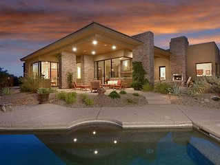 Luxury Home in a Tortillita Canyon.  Perfect for Relaxing, w/ Golf/Trails Nearby