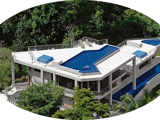 Smell the Ocean and See the 210 Degree Ocean View Costa Rica