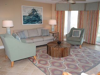 One of a Kind Luxurious Oceanfront Condo, Steps to Beach