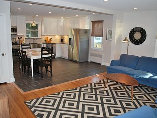 Charming recently reno'd 4-Bed Shore Home! Longer-term winter rates available
