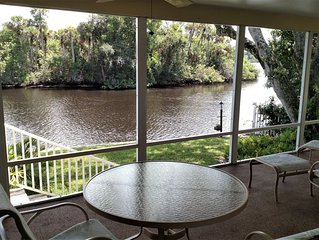 Florida Living At It's Best On The South Fork of the St. Lucie River