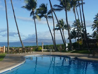SPECIAL$175/nt8/20-26 MauiRendezvousEkahi33A Lux Resort Beach 3 min walk,Remodel