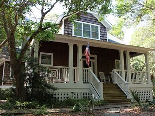 Tranquil 3BR Forest Home, Includes two Golf Carts