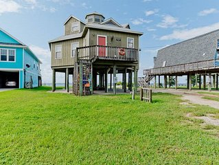 Waterfront Home on Grand Lagoon!