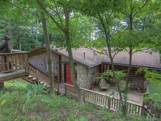A Holimont Dream! Great for families Ping Pong, Outdoor fire pit & Free WiFi!!!!