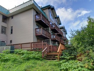 Two Bedroom Ski-in-Ski-out Condo at the base of Alyeska Ski Resort