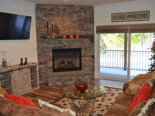 Newly Updated Forest Ridge Condo With a Lodge-Type Ambiance
