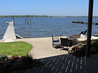 Read The Reviews! 'Best Rental on Lake Mac!'  Stay and Play at the Best Rental!!
