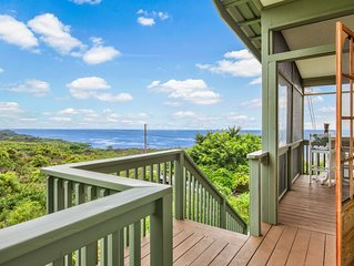 180 Degree Ocean View! Steps to Beach! from $149/Night + Fees!