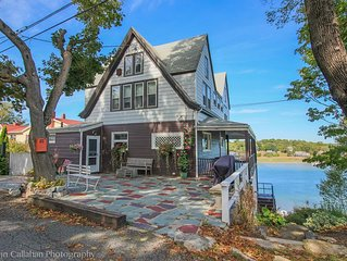 Waterfront Home with Spectacular Viewsof the Annisquam River