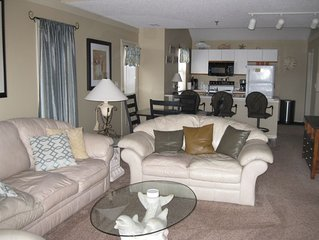 Rent 2 nights get 3rd FREE! WATERFRONT MAIN CHANNEL VIEW! WIRELESS INTERNET!