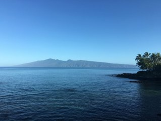 Views, Turtles, Sunsets!  Amazing Ocean Front West Maui Condo