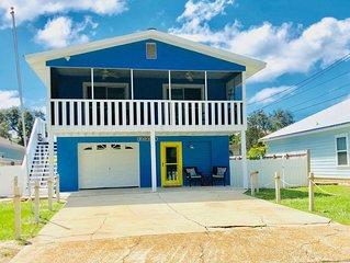 Sunnyside/Laguana Beach 4 bedroom 3 bath near Pier Park, 30A, Seacrest, Seaside