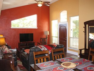 NEW Listing!  Unique House In Heart Of Kanab, Walk To Shops, Restaurants, Stores