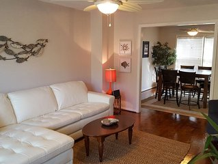 Delightfully Renovated 3 BR Townhouse Near Shem Creek, in Desirable Mt. Pleasant