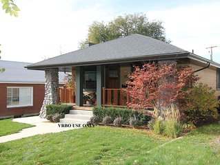Pristine, High Quality Home in the Avenues, 1 Mile From Downtown SLC